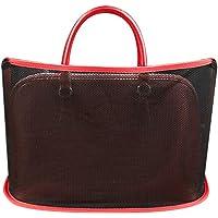 caowrs Car Net Pocket Handbag Holder for Handbag Bag Documents Phone Valuable Items