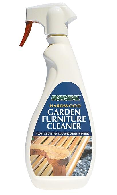 Ronseal GFC750 - Limpiador para mobiliario de jardín (750 ml ...