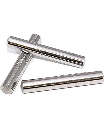 6 m6 x 100-200 St/ück Zylinderstifte DIN 7 Toleranzfeld m6 Stahl blank