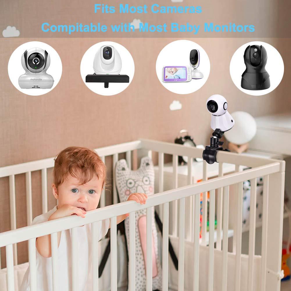 NCONCO Baby Monitor Halterung 360 Grad drehbar Stabilisator