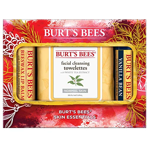 Burt's Bees Skin Essentials Holiday Gift Set