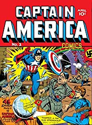 Captain America Comics (1941-1950) #2 (English Edition)
