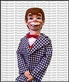 Mortimer Snerd Super Deluxe Upgrade Ventriloquist Dummy