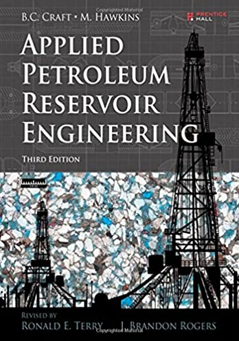 applied petroleum reservoir engineering 3rd edition ronald e rh amazon com craft and hawkins solution manual pdf Engineering Solutions Manual