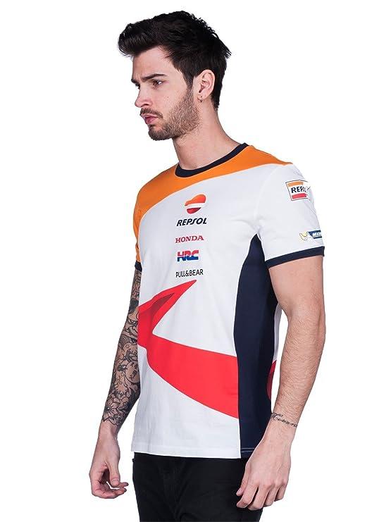 Camiseta Team Repsol Honda (S): Amazon.es: Ropa y accesorios