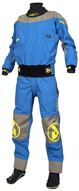 Amazon.com: peakuk x4 Whitewater Deluxe Drysuit (para traje ...