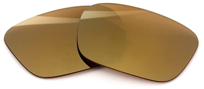 Multiple Options Ikon Lenses Spy-Discord-EmeraldGreenMirror Polarized Ikon Iridium Replacement Lenses for Spy Discord Sunglasses