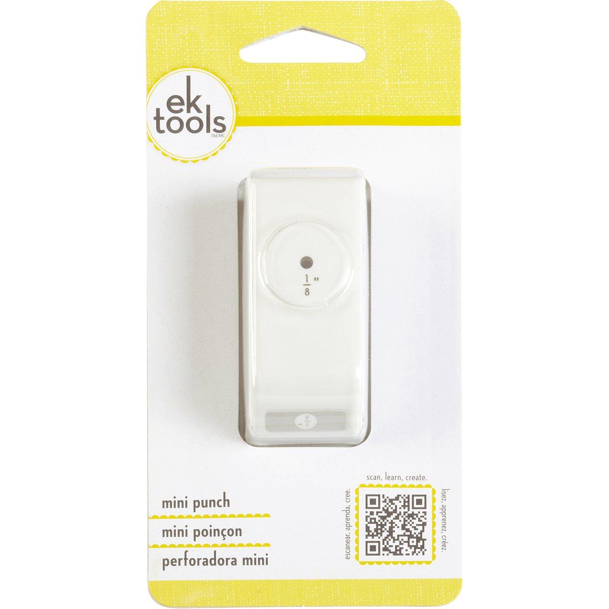 EK Tools Circle Punch, 0.25-Inch EKS 54-10060