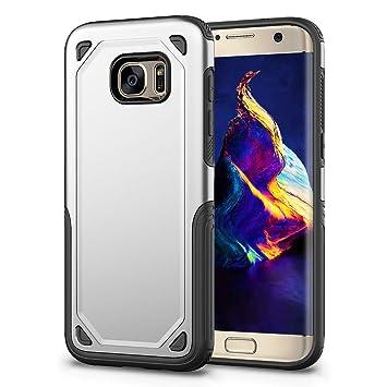 MoEvn Funda para Samsung S7 Proteccion Carcasa Galaxy S7 ...