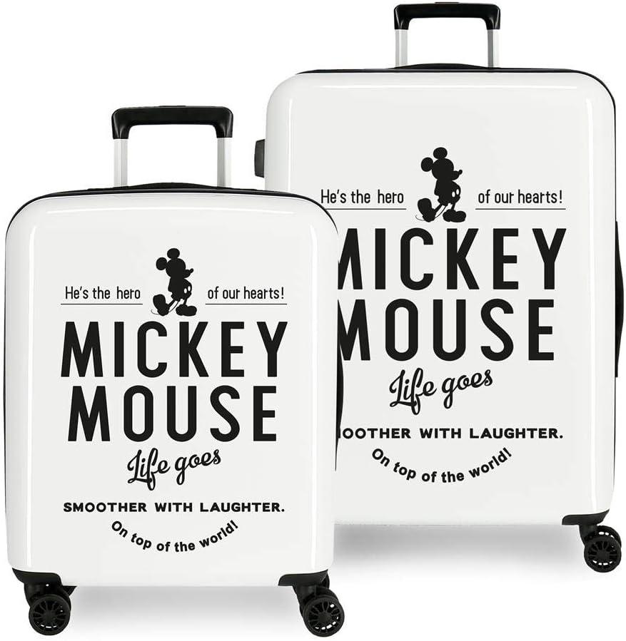 Set de Bagages 55-70cm Disney Mickey Style