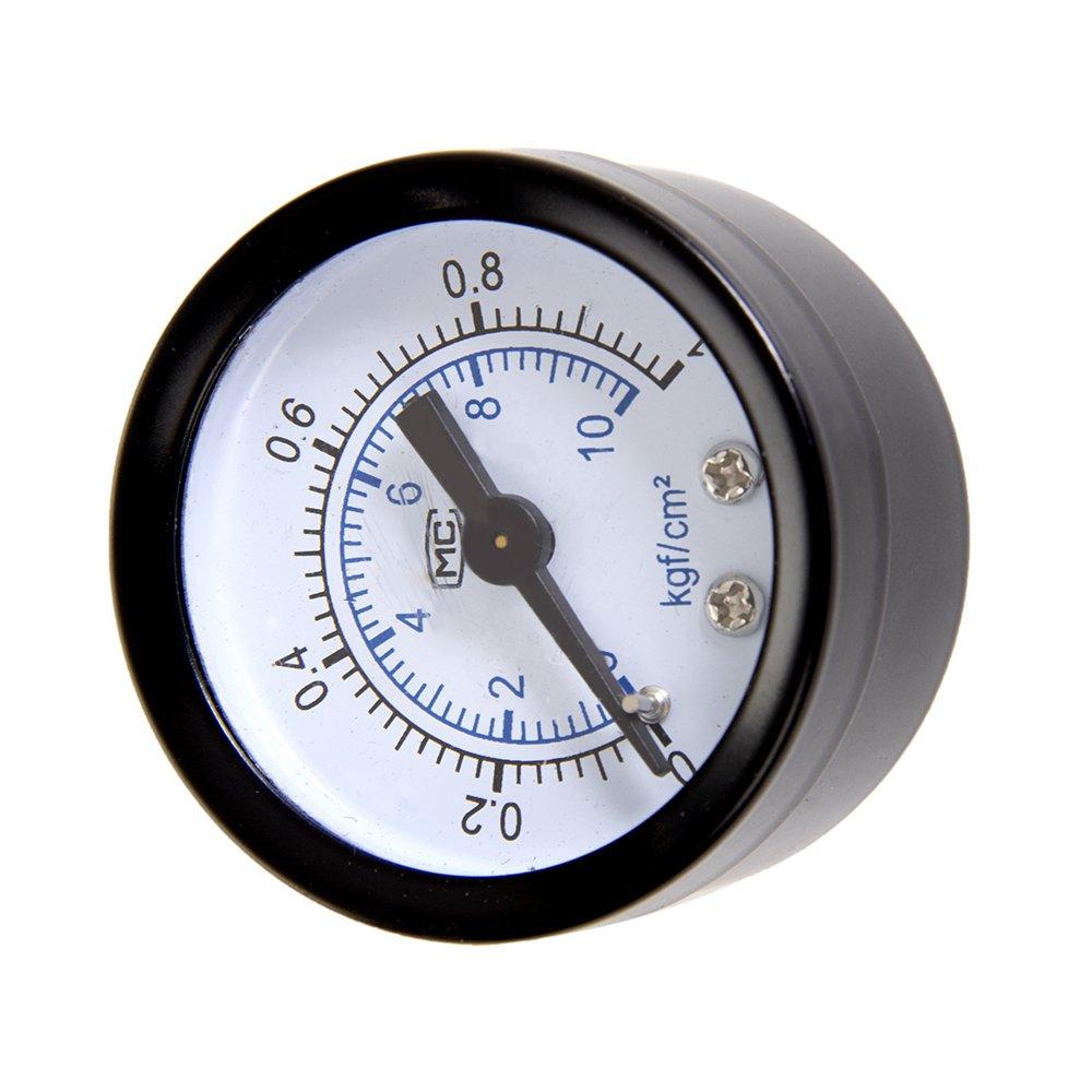 1//4 Manom/ètre Filtre r/égulateur dair du compresseur Outil de Nettoyage de lAir Lubrificateur S/éparateur deau R/égulateur de Pression