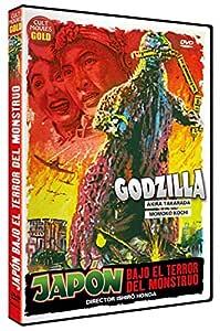Godzilla, Japón Bajo el Terror del Monstruo [DVD]: Amazon