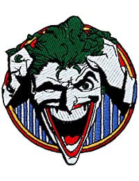 The Joker Laughing Patch
