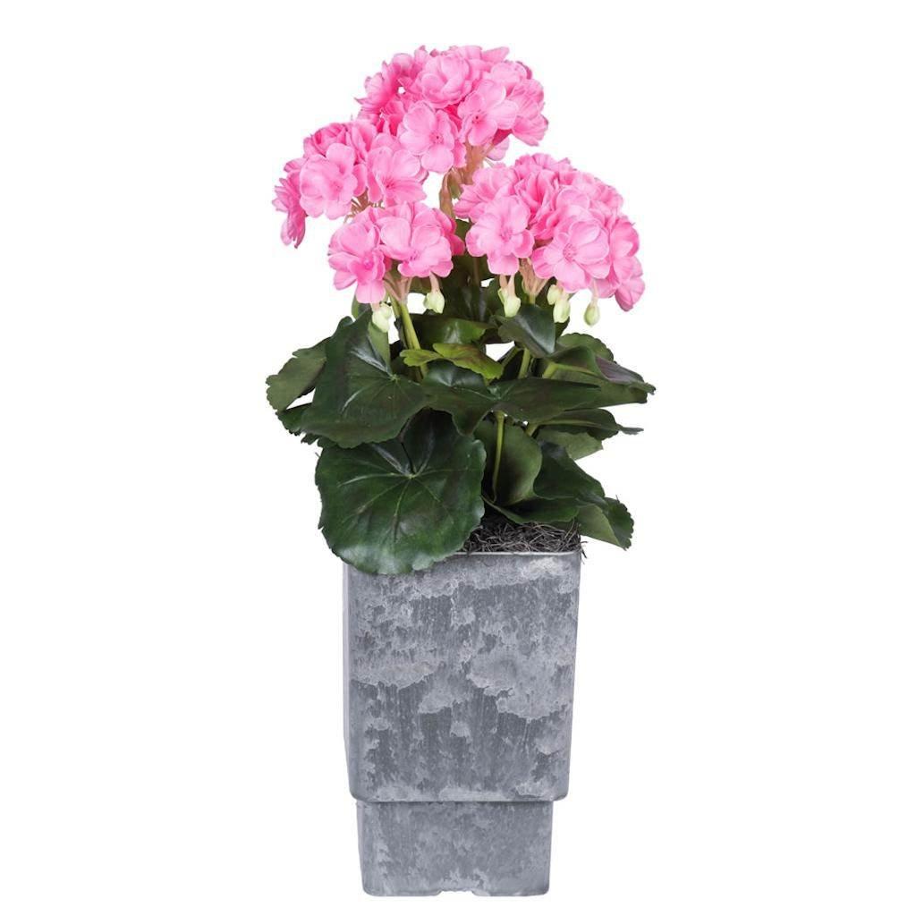 Vickerman F12221 Pink Geranium Everyday Floral