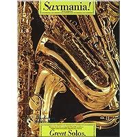 Saxmania! Great Solos - Notas para saxofón