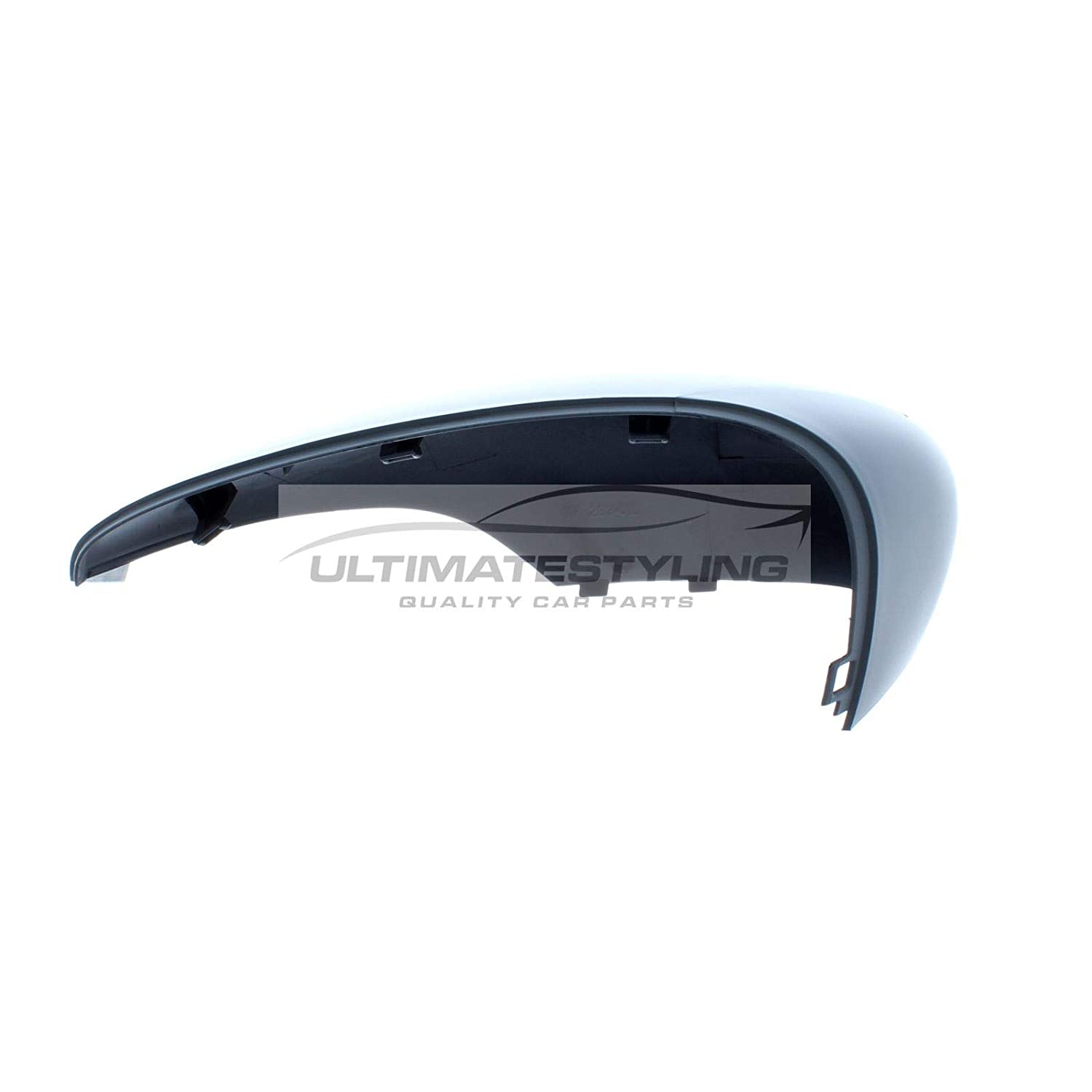 LH Ultimate Styling Aftermarket Replacement Wing Mirror Cover Cap Colour Of Cover Primed For Passenger Side Left Hand Side