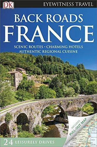 Back Roads France Eyewitness Travel