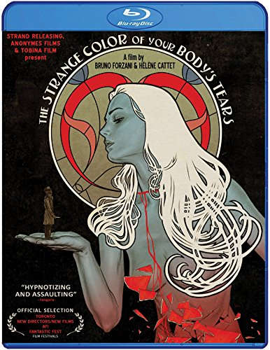 The Strange Color of Your Body's Tears [Blu-ray]