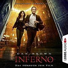 Inferno (Robert Langdon 4) Hörbuch von Dan Brown Gesprochen von: Wolfgang Pampel