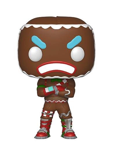 Amazon Com Funko Pop Games Fortnite Merry Marauder Collectible