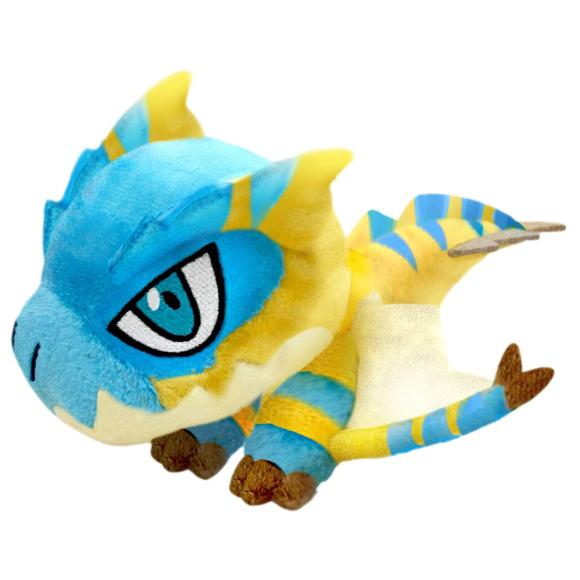 Capcom Monster Hunter: Tigrex Monster Chibi Plush Toy by Capcom