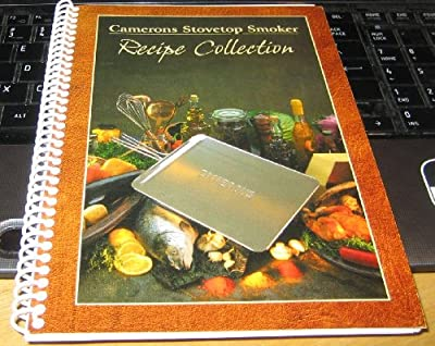 Camerons Stovetop Smoker Recipe Collection