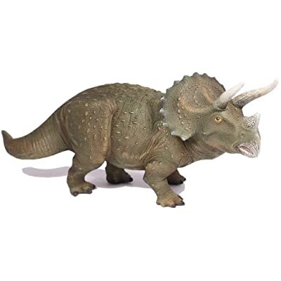 Streamline Triceratops Dinosaur Table Lamp, Brown: Home Improvement
