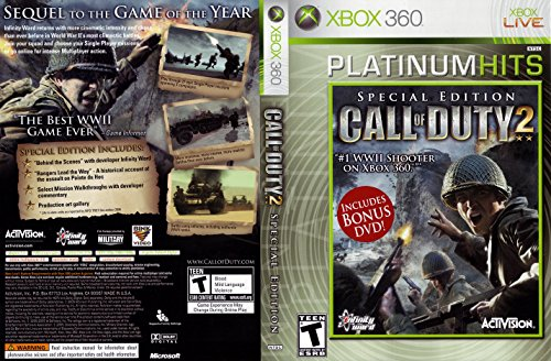 Call Duty Special Xbox 360 product image