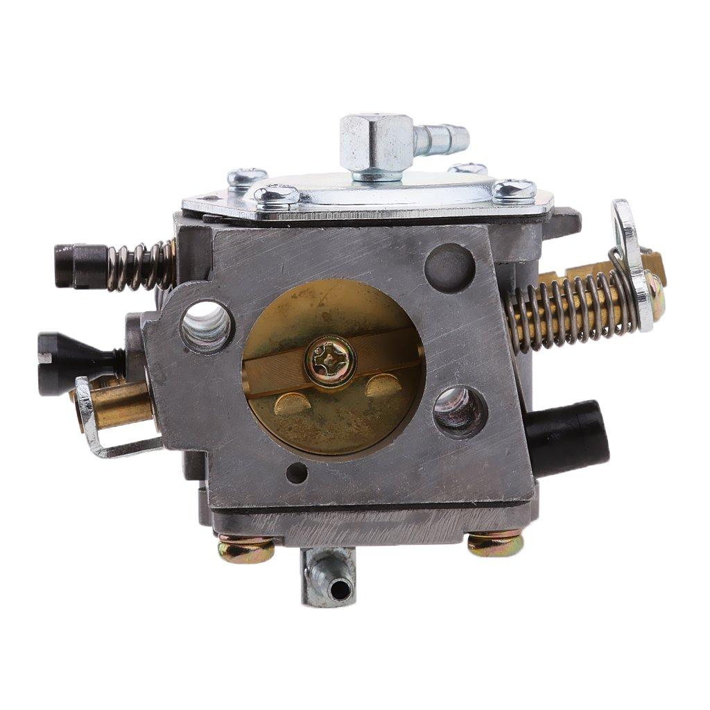 Sharplace Set de Carburateur Pompe d'Amorçage pour STIHL TS400 Scie Coupable 7 x 4X 4cm