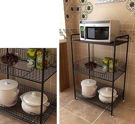 ZLL Estante de almacenamiento Adecuado para la cocina Sala de ...