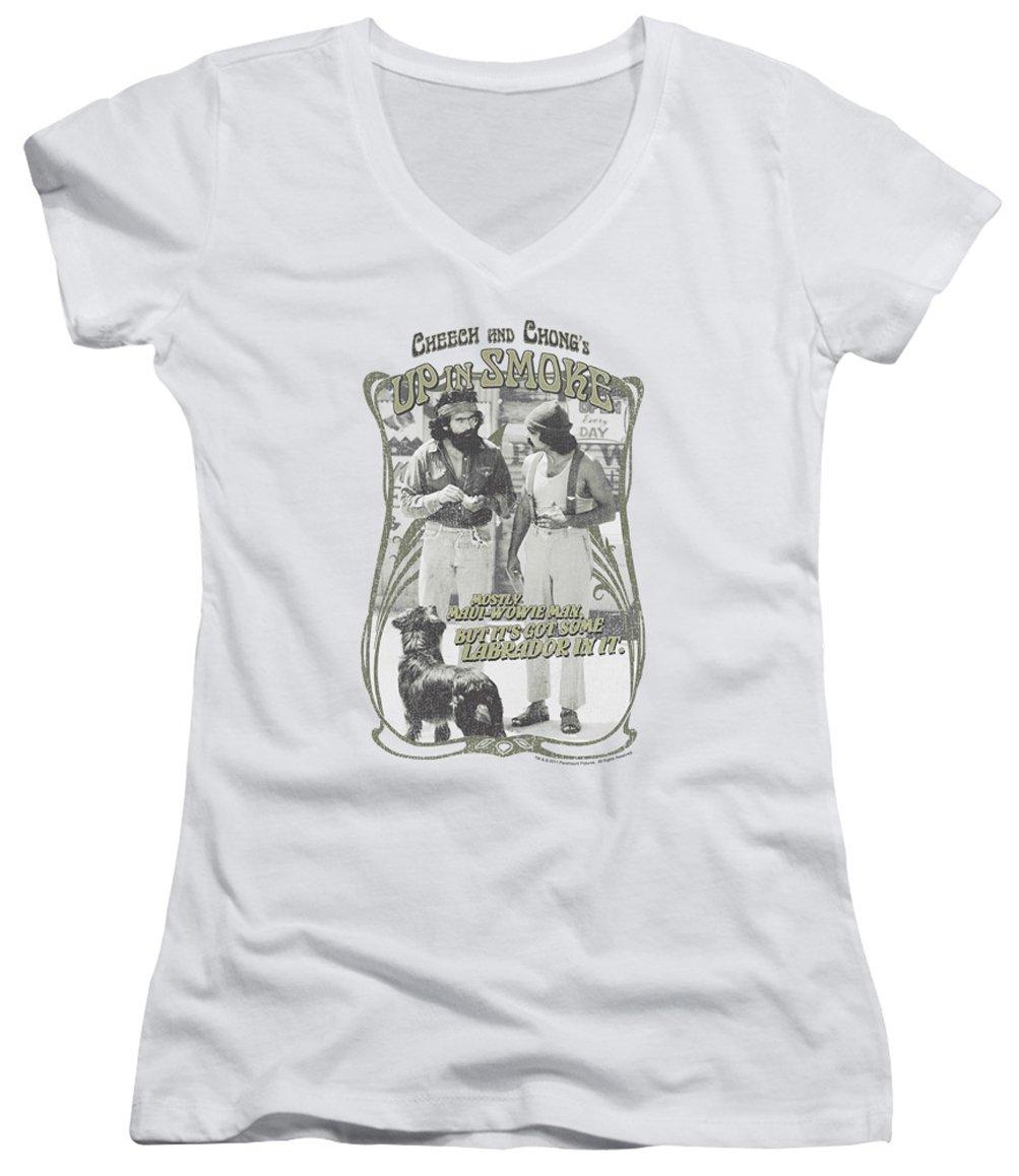 Cheech Chong Up In Smoke T Shirt Labrador Shirt 5845