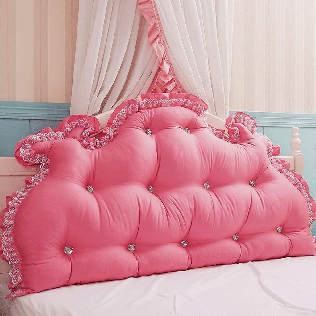 WXH Cushions Kissen Rücken Cotch Sofa Kissen Baumwolle Double Long Kissen Kissen Bett Big Back A+ (Farbe   11 , größe   120cm) B07GNWBK77 Kopfkissenbezüge