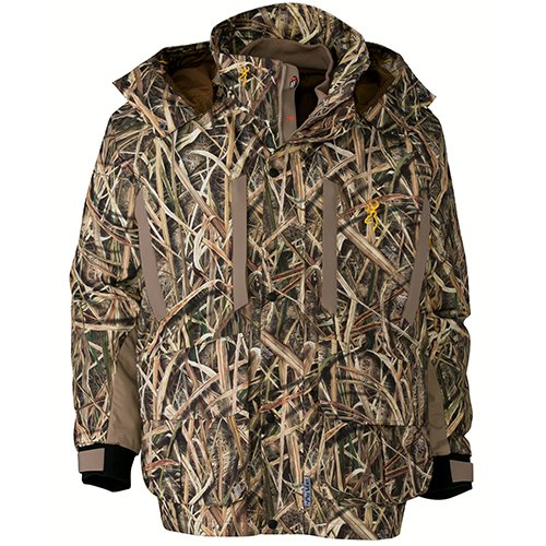 Browning Parka - Browning 273224 Parka 4-1 Wicked Wing Mosgb, L
