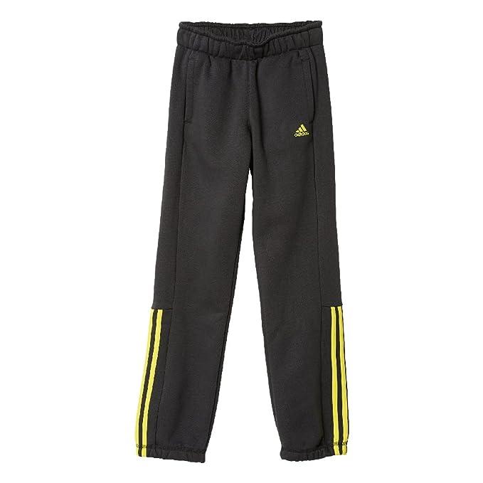 adidas Jungen Essentials 3 Streifen Jogginghose