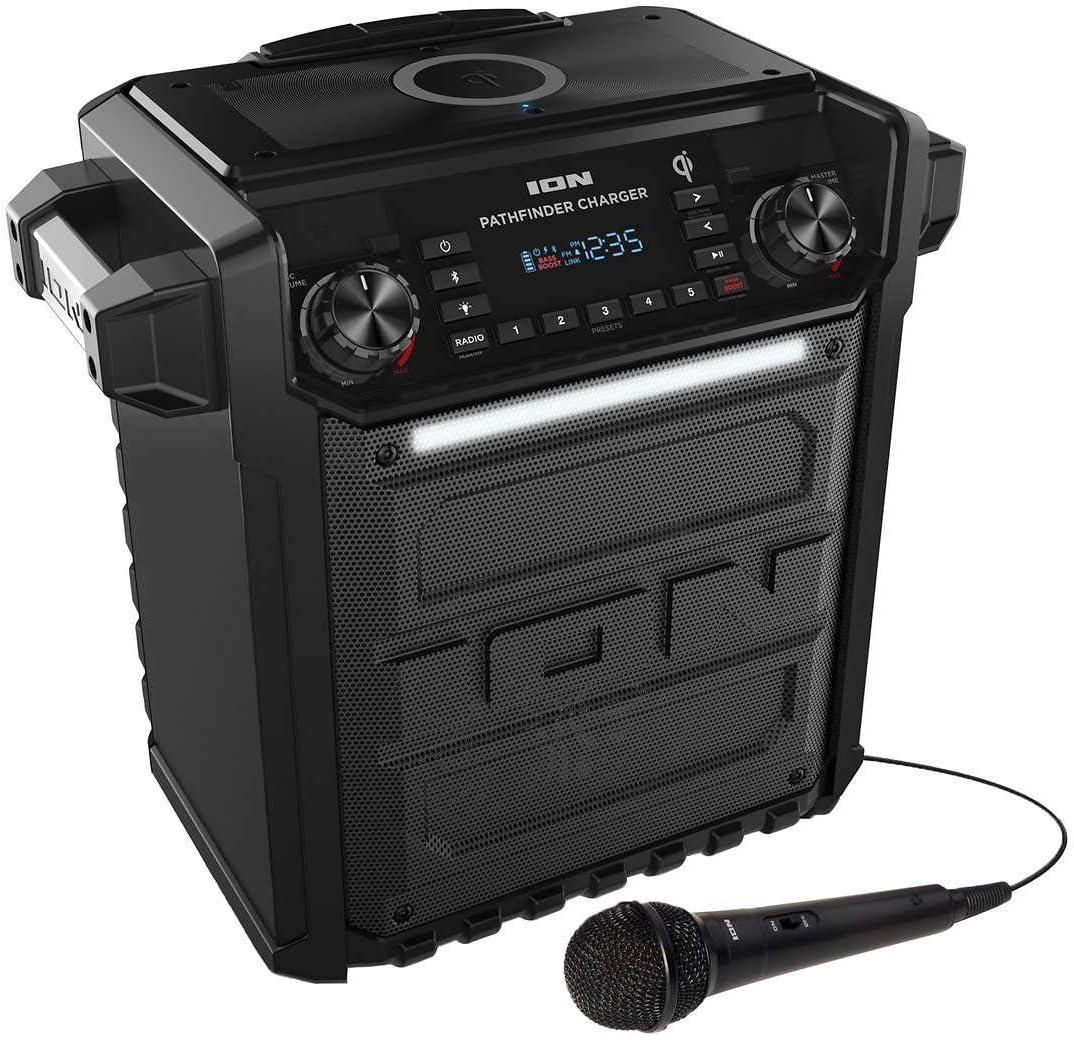 ION Pathfinder Wireless Bluetooth Speaker