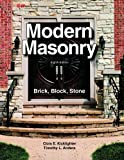 img - for Modern Masonry: Brick, Block, Stone book / textbook / text book
