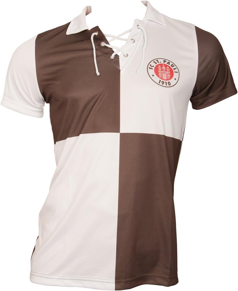 FC St. Pauli de fútbol – Camiseta Retro los Noventa años con ...