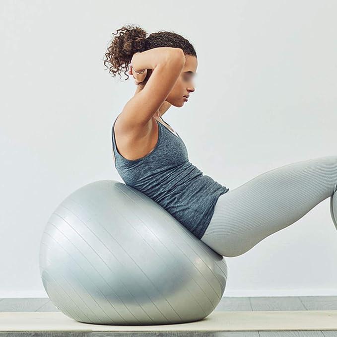 Amazon.com: 55-75 cm Profession Yoga Ball Sports Yoga Balls ...