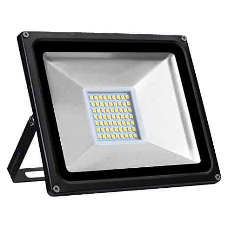 Viugreum Focos LED Exterior, Iluminación interior exterior, Impermeable IP65, Foco proyector LED,