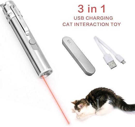 MIC Micrófono, Juguete para Gatos: Amazon.es: Productos para mascotas