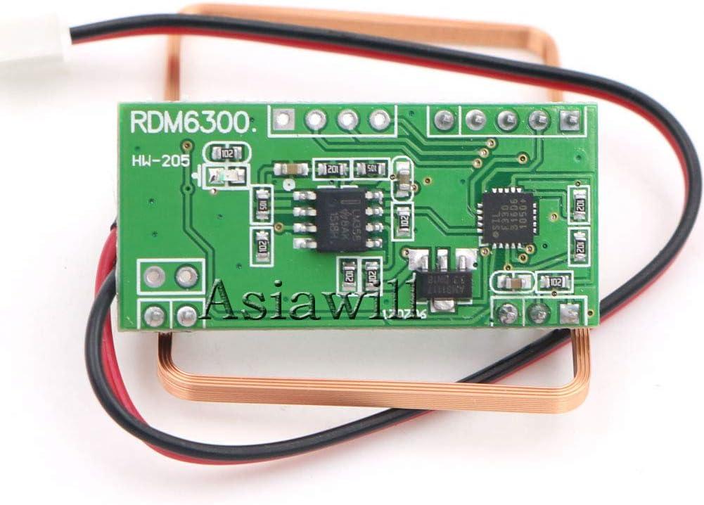 1PC NEW T101 RFID Read and Write RDM6300 RF 125khz Card Reader