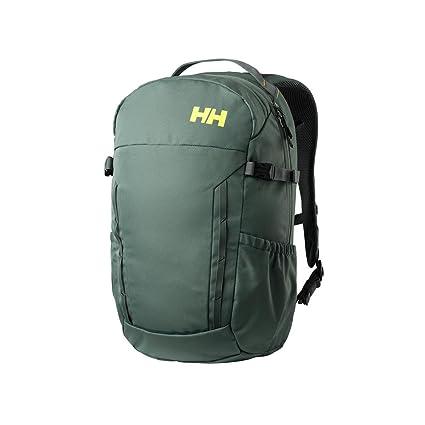 Helly Hansen Loke Backpack Mochila, Unisex Adulto, Verde (Laurel Wreath), 25L