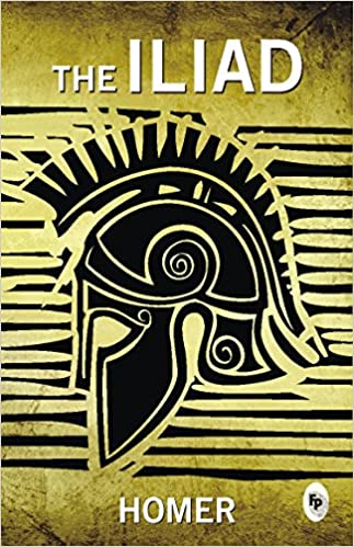 Image result for the iliad book cover