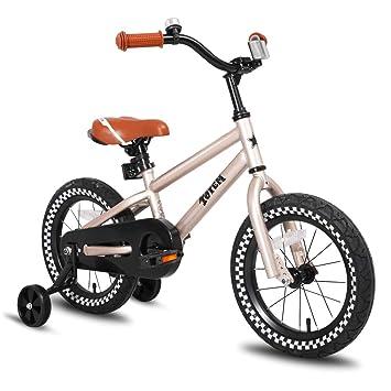 Amazon.com: JOYSTAR 12 14 16 pulgadas bicicleta para niños ...