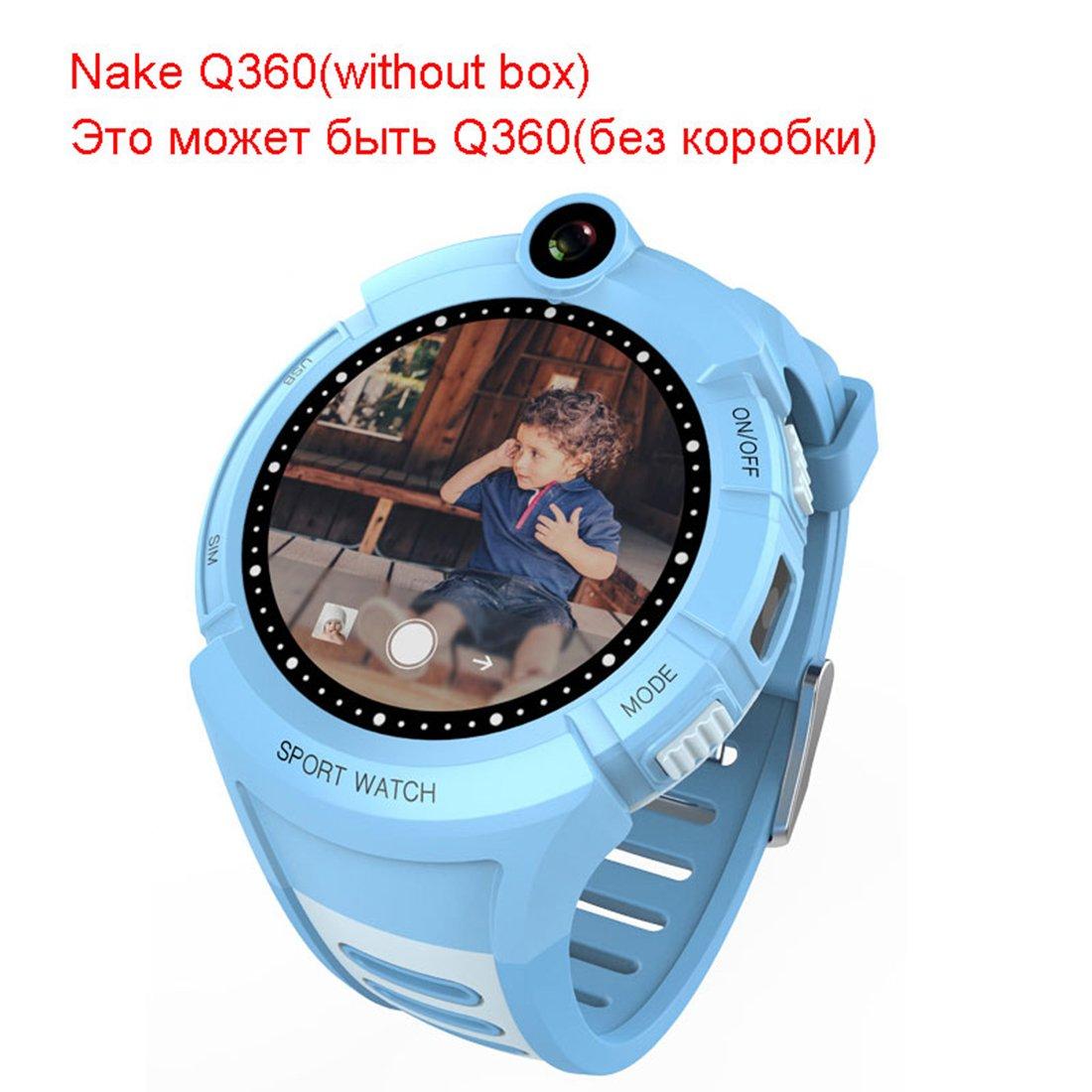 Amazon.com: PINCHU WiFi Baby Smart Watch VM50 Kids GPS Q360 ...