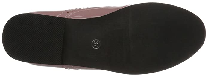 Ichiax - Chaussures De Claire De Femme Derby, Brun, Taille 39