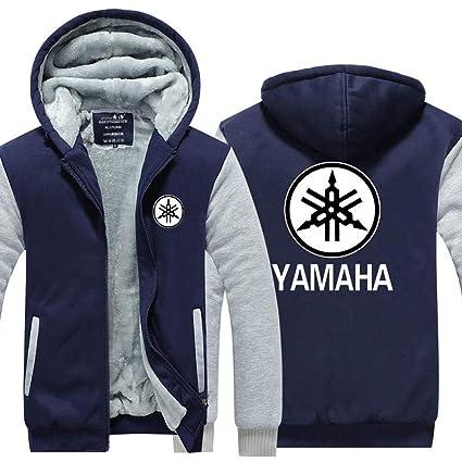 Invierno Chaqueta con capucha Espesar Sudadera chico Suéter Camiseta manga larga Sudadera con capucha,5TBlueGray