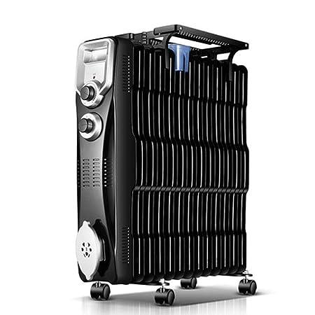 XKHG Radiador,Radiador De Aceite 2000W, 11 Elementos - Calentador ...