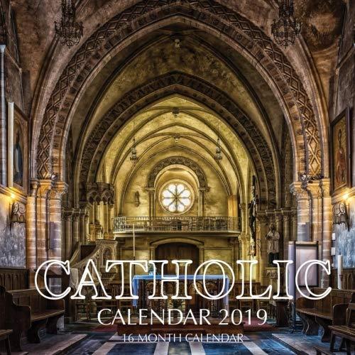 Catholic Calendar 2019: 16 Month Calendar ()