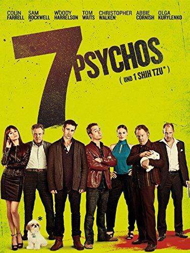 7 Psychos Film